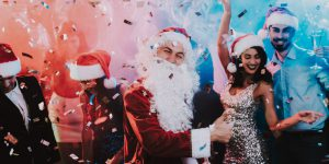 best christmas party ideas in london