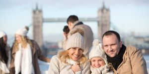 family things to do in london