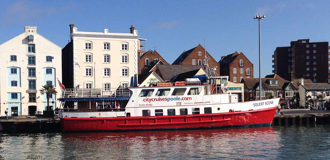 poole private boat hire