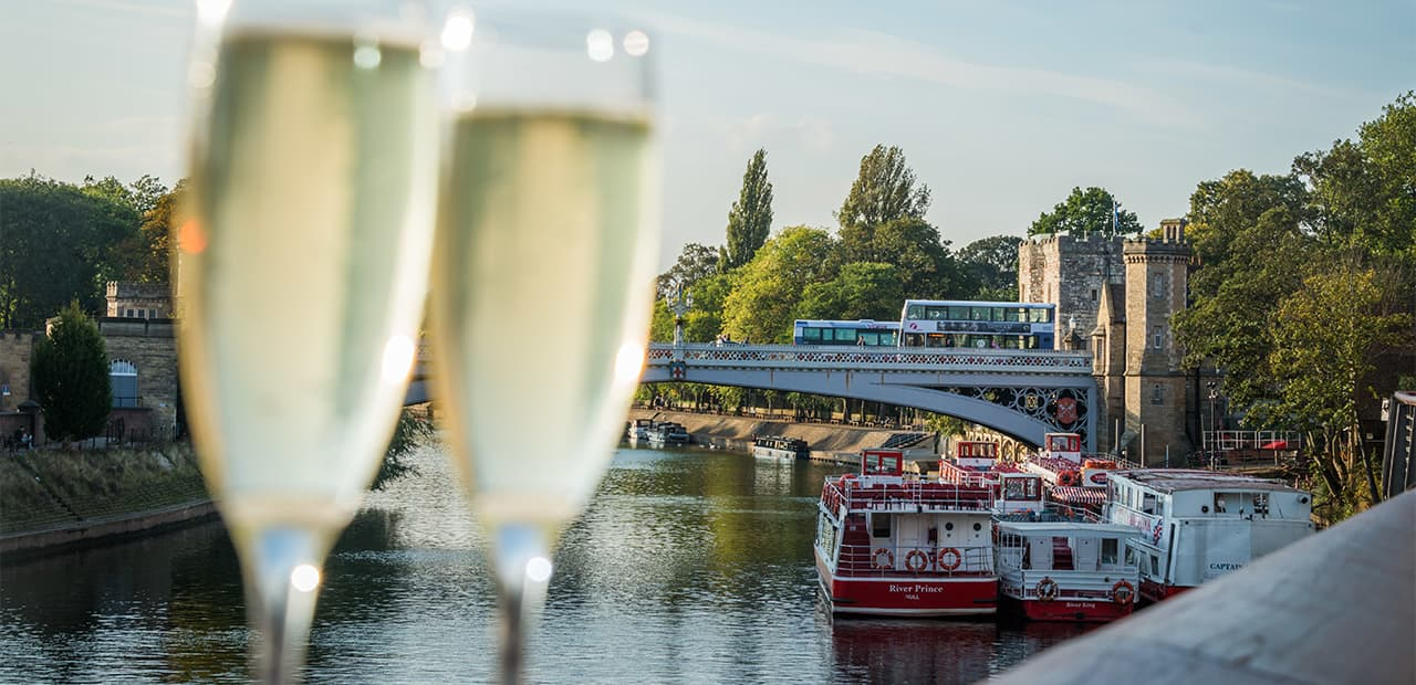boat wedding cruises in york
